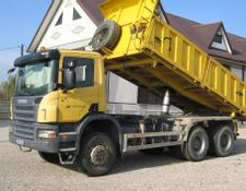 Scania 6x6 P340 3 SIDED TIPPER
