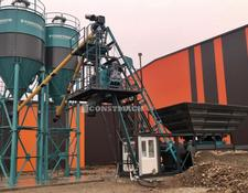 Constmach DELIVERY FROM STOCK! 30 m3/h CAPACITY COMPACT CONCRETE PLANT FOR