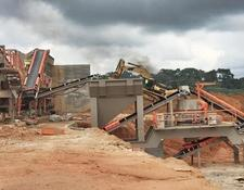 Constmach MOBILE CRUSHING PLANT FOR HARD ROCK PROCESS   READY AT STOCK